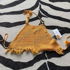 NEW Crochet Top